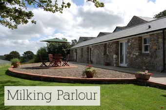 The Milking Parlour