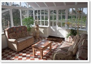 East Ballabane conservatory