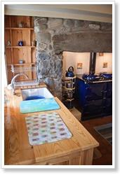 East Ballabane kitchen